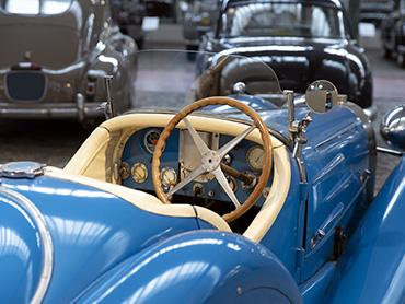 Automobile et collection